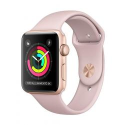 Buy Apple Watch Series 3 GPS 38MM Gold cod. MQKW2QL/A