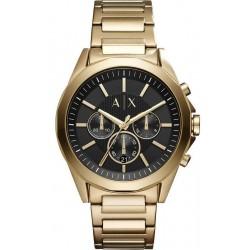 Buy Men's Armani Exchange Watch Drexler Chronograph AX2611