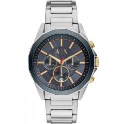 Buy Men's Armani Exchange Watch Drexler AX2614 Chronograph