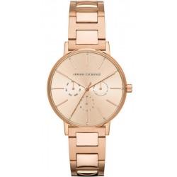 Buy Women's Armani Exchange Watch Lola AX5552 Multifunction