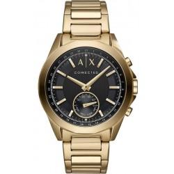 Buy Men's Armani Exchange Connected Watch Drexler AXT1008 Hybrid Smartwatch