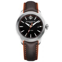 Buy Men's Baume & Mercier Watch Clifton Club 10411 Quartz