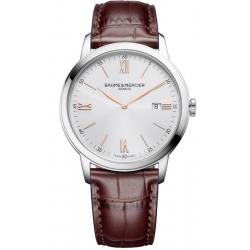Buy Men's Baume & Mercier Watch Classima 10415 Quartz