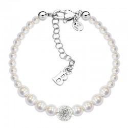 Buy Women's Boccadamo Bracelet Perle BR366 Swarovski