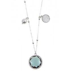 Buy Women's Boccadamo Necklace Elis ELGR01 Swarovski