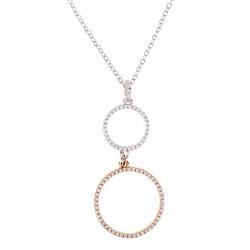 Buy Women's Boccadamo Necklace Orbital GR584