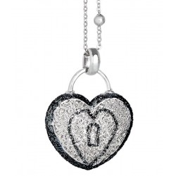 Buy Women's Boccadamo Necklace Alissa XGR242 Heart