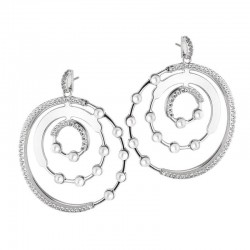 Buy Women's Boccadamo Earrings Orbiter XOR296