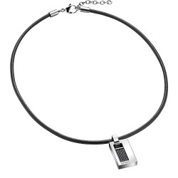 Buy Men's Breil Necklace Cave TJ0928