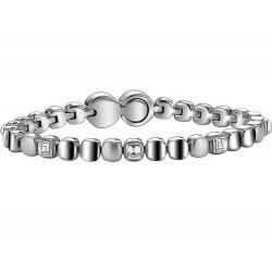 Buy Women's Breil Bracelet Rolling Diamonds M TJ1453
