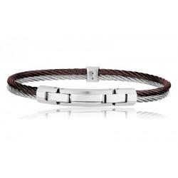 Men's Breil Bracelet Cable TJ1829