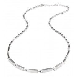 Buy Men's Breil Necklace Cube TJ1842