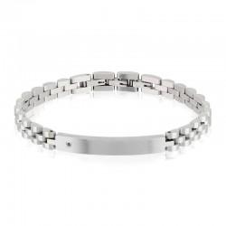 Buy Men's Breil Bracelet Black Diamond TJ2399