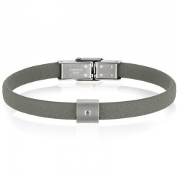 Buy Mens Breil Bracelet Black Diamond TJ2402