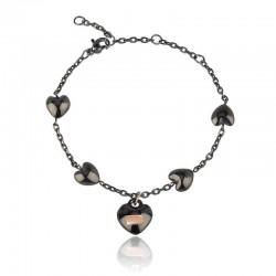 Buy Women's Breil Bracelet Kilos Of Love TJ2728 Heart