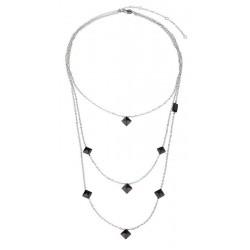 Women's Breil Necklace Rockers Jewels TJ2813