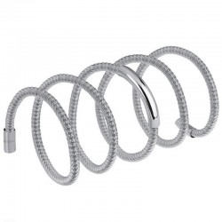 Buy Womens Breil Bracelet New Snake Steel TJ2837