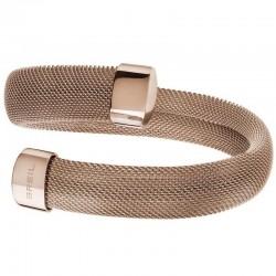 Buy Womens Breil Bracelet New Snake Double TJ2859