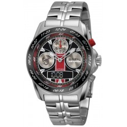 Buy Breil Abarth Men's Watch TW1365 Quartz Multifunction
