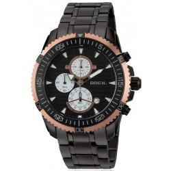 Men's Breil Watch Ground Edge TW1507 Quartz Chronograph