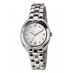 Women's Breil Watch Claridge TW1587 Mother of Pearl Quartz