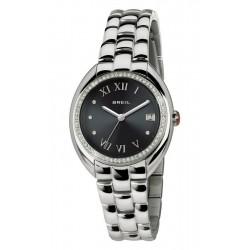 Buy Women's Breil Watch Claridge TW1589 Swarovski Quartz