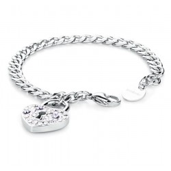 Buy Women's Brosway Bracelet Private Love Edition BPV16 Heart
