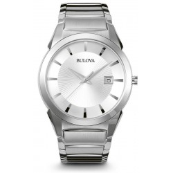 Buy Men's Bulova Watch Dress 96B015 Quartz