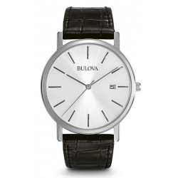 Buy Men's Bulova Watch Dress 96B104 Quartz