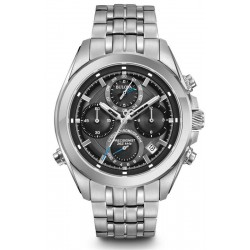 Buy Men's Bulova Watch Dress Precisionist 4 Eye 96B260 Quartz Chronograph