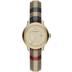 Buy Women's Burberry Watch The Classic Round BU10104