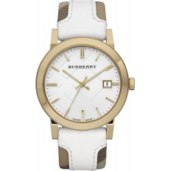 Buy Unisex Burberry Watch Heritage Nova Check BU9015