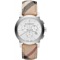 Buy Men's Burberry Watch The City Haymarket BU9360 Chronograph