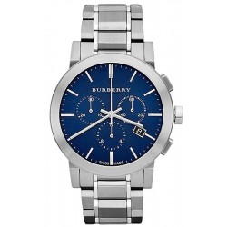Buy Men's Burberry Watch The City BU9363 Chronograph