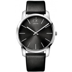 Buy Men's Calvin Klein Watch City K2G21107