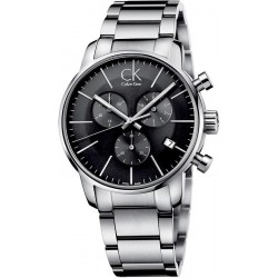 Buy Men's Calvin Klein Watch City K2G27143 Chronograph