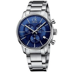 Buy Men's Calvin Klein Watch City K2G2714N Chronograph