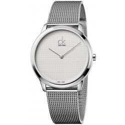Buy Men's Calvin Klein Watch Minimal K3M2112Y