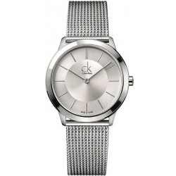 Buy Women's Calvin Klein Watch Minimal K3M22126