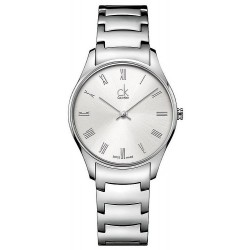 Buy Women's Calvin Klein Watch New Classic K4D2214Z