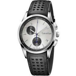 Buy Men's Calvin Klein Watch Bold K5A371C6 Chronograph