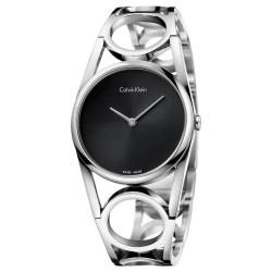Women's Calvin Klein Watch Round K5U2M141