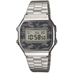 Buy Casio Vintage Unisex Watch A168WEC-1EF