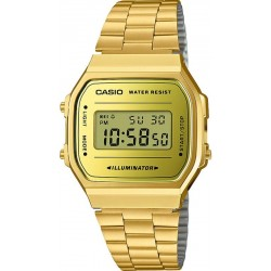 Casio Vintage Unisex Watch A168WEGM-9EF