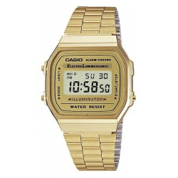 Buy Casio Vintage Unisex Watch A168WG-9EF