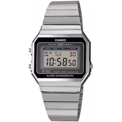 Buy Casio Vintage Unisex Watch A700WE-1AEF