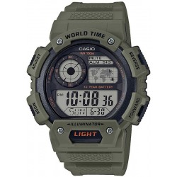 Buy Casio Collection Mens Watch AE-1400WH-3AVEF