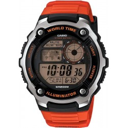 Buy Casio Collection Men's Watch AE-2100W-4AVEF Multifunction Digital