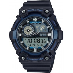 Buy Casio Collection Men's Watch AEQ-200W-2AVEF Multifunction Ana-Digi