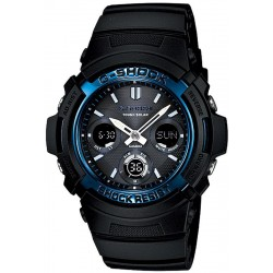 Casio G-Shock Men's Watch AWG-M100A-1AER